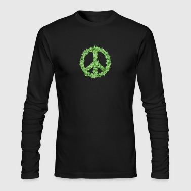 PEACE - Men's Long Sleeve T-Shirt by Next Level
