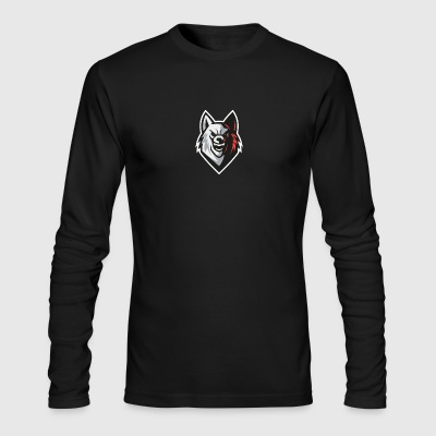 Vitreous E-Sports - Men's Long Sleeve T-Shirt by Next Level