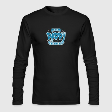 daddy thing - Men's Long Sleeve T-Shirt by Next Level