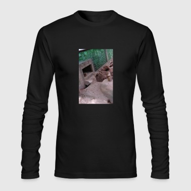 See you after work, honey! - Men's Long Sleeve T-Shirt by Next Level