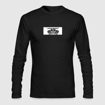 tiger - Men's Long Sleeve T-Shirt by Next Level