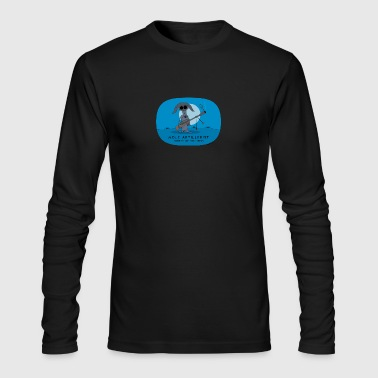 VJocys Mole - Men's Long Sleeve T-Shirt by Next Level