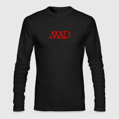 MAD - Men's Long Sleeve T-Shirt by Next Level