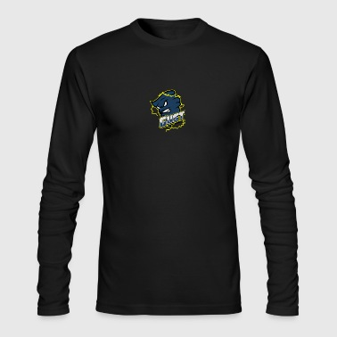 Gust eSports Navy Apparel - Men's Long Sleeve T-Shirt by Next Level
