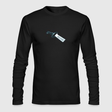 Key of success - Men's Long Sleeve T-Shirt by Next Level