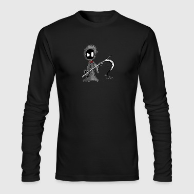 Mr. Grim Edgy - Men's Long Sleeve T-Shirt by Next Level