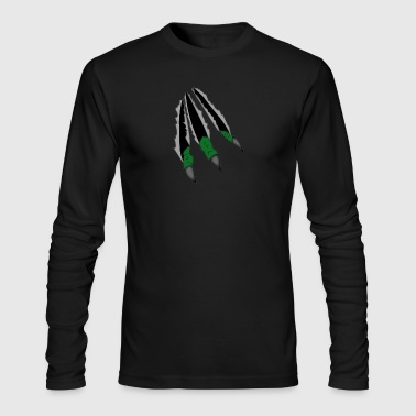 Claw - Men's Long Sleeve T-Shirt by Next Level