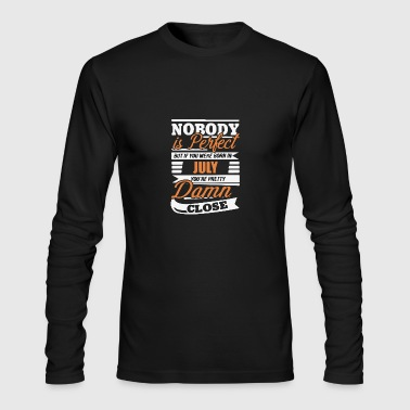 NOBODY JULY - Men's Long Sleeve T-Shirt by Next Level