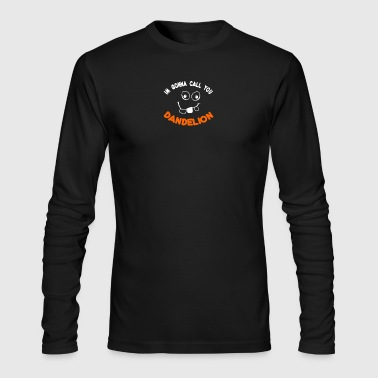 Orange Is the New Black Parody Funny Dandelion cra - Men's Long Sleeve T-Shirt by Next Level