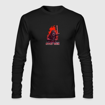 baby kylo ren - Men's Long Sleeve T-Shirt by Next Level