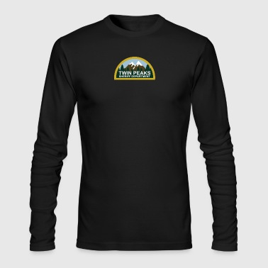 TWIN PEAKS - Men's Long Sleeve T-Shirt by Next Level