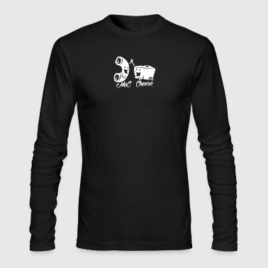 Mac And Cheese - Men's Long Sleeve T-Shirt by Next Level