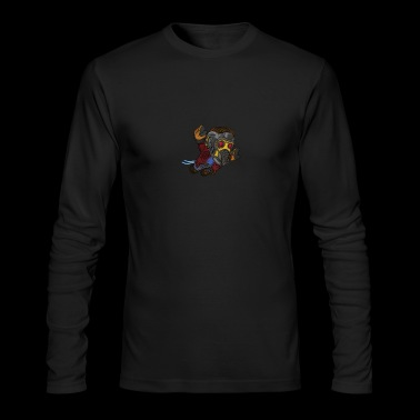 Legendary Star Lordio - Men's Long Sleeve T-Shirt by Next Level