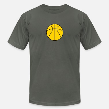 Basketball Team basketball 2 color for team shirts - Men's Jersey T-Shirt