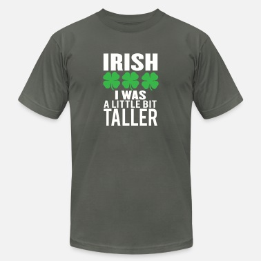 Irish Bar irish - Unisex Jersey T-Shirt