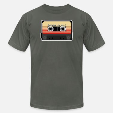 Comics Mix Tape Awesome Vol.1 - Unisex Jersey T-Shirt