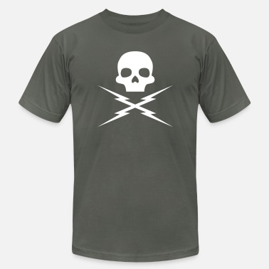 Proof Death Proof: Stuntman Mike Skull - Unisex Jersey T-Shirt