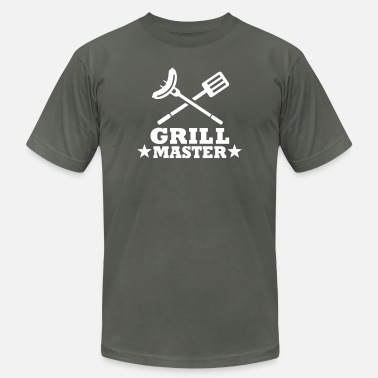 Master Grill Master - Unisex Jersey T-Shirt