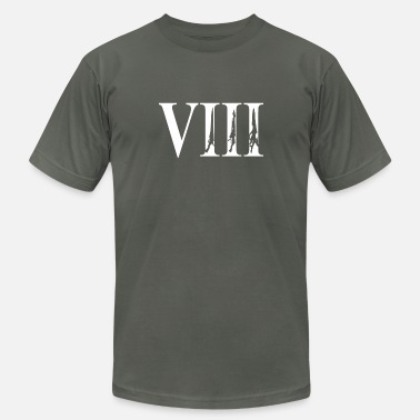 Final Fantasy Viii Final VIII - Unisex Jersey T-Shirt