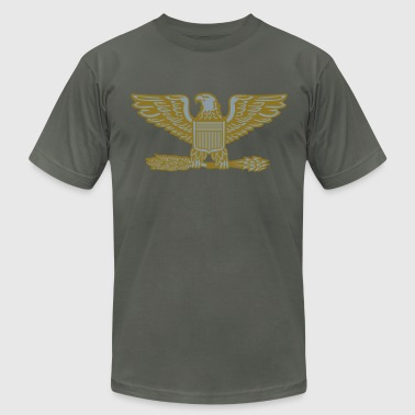 Colonel COL Rank, Mision Militar ™ - Men's Fine Jersey T-Shirt