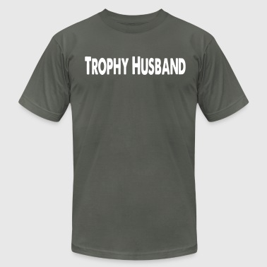 Trophy Husband - Men's Fine Jersey T-Shirt