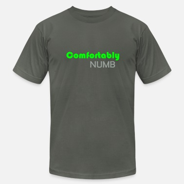 Numb Comfortably Numb - Men's  Jersey T-Shirt
