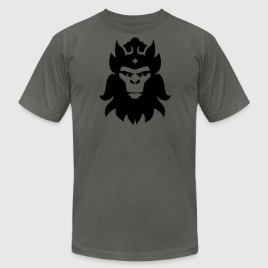The Monkey King - Men's Fine Jersey T-Shirt