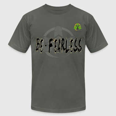 Be Fearless - Men's Fine Jersey T-Shirt