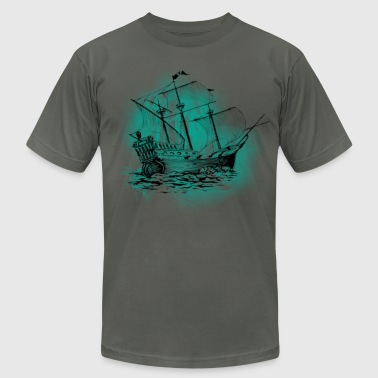 ship - Men's Fine Jersey T-Shirt