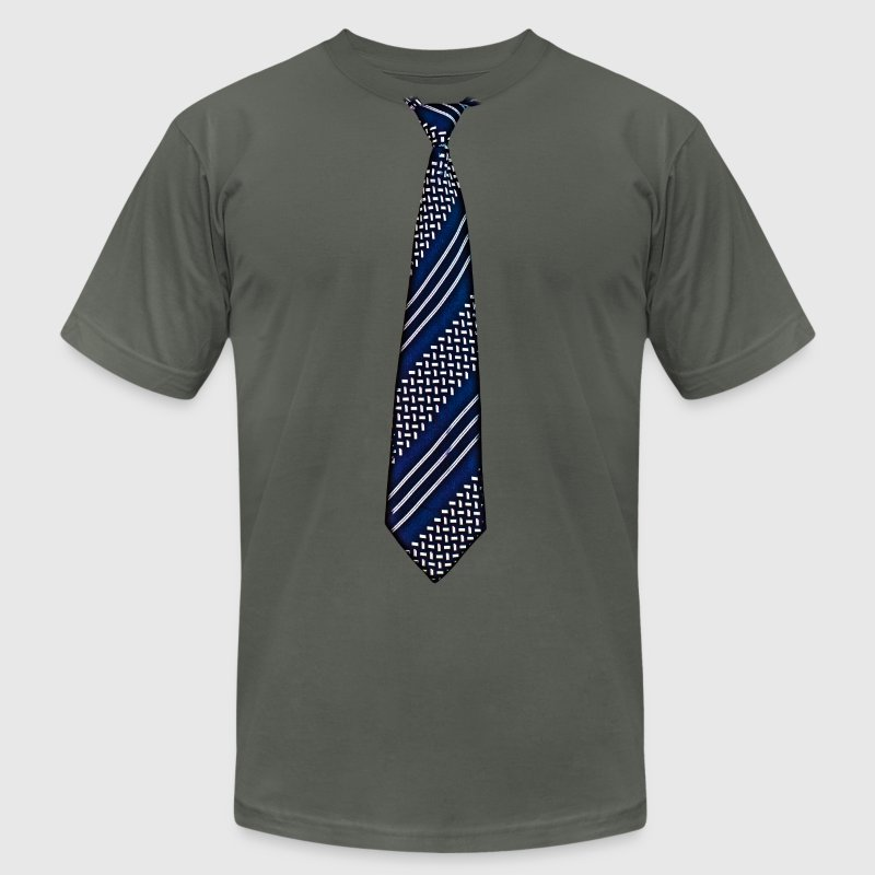tie 5 - Men's Fine Jersey T-Shirt