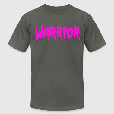 warrior - Men's Fine Jersey T-Shirt