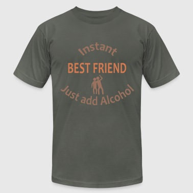 Instant Best Friend - Men's Fine Jersey T-Shirt