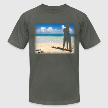 Wave Line 6 - Men's Fine Jersey T-Shirt