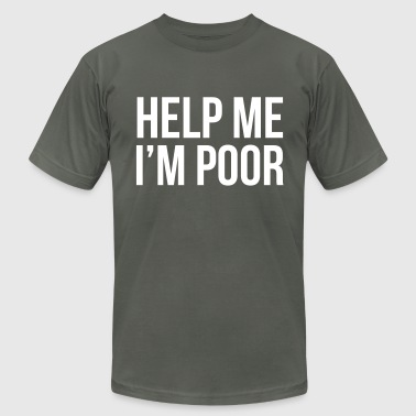 Poor - Men's Fine Jersey T-Shirt