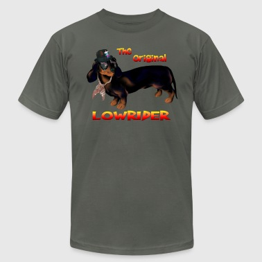 The Original Lowrider - Men's Fine Jersey T-Shirt