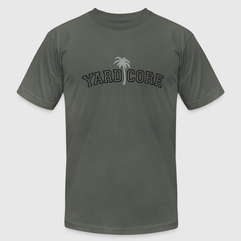 YardCore - Men's Fine Jersey T-Shirt