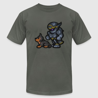 Shadow and Interceptor - Men's Fine Jersey T-Shirt