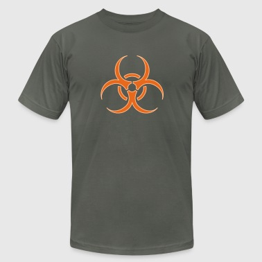 BIOHAZARD - Men's Fine Jersey T-Shirt