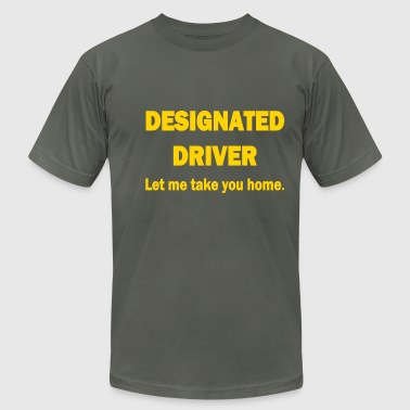 Dirty Gay Pride 0029 - Design. Driver - Men's Fine Jersey T-Shirt
