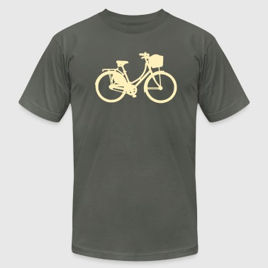 Dutch Bike Dutch Bicycle - Men's Fine Jersey T-Shirt