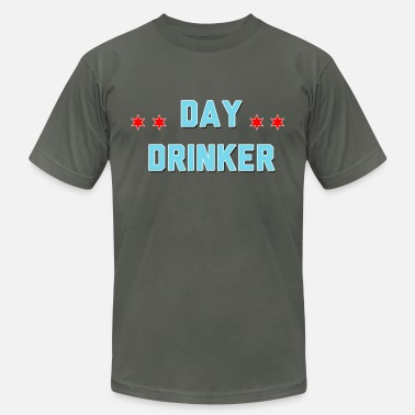 Greys For Days Day Drinker Men's T-Shirt Dark Grey - Men's  Jersey T-Shirt