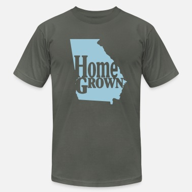 Home Grown Home Grown - Men's Fine Jersey T-Shirt