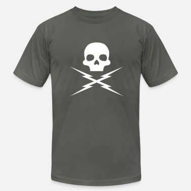 Proof Death Proof: Stuntman Mike Skull - Men's  Jersey T-Shirt