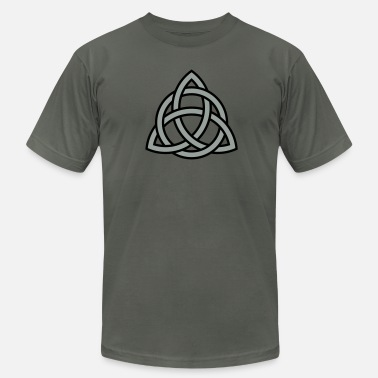 Celtic Trinity Knot celtic trinity knot - Men's  Jersey T-Shirt