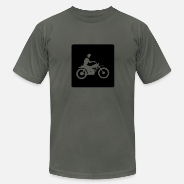 Mode Of Transport motorcycle-moped-vehicle-mode of transport - Men's Fine Jersey T-Shirt