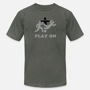 No Foul No foul, play on - Men's  Jersey T-Shirt