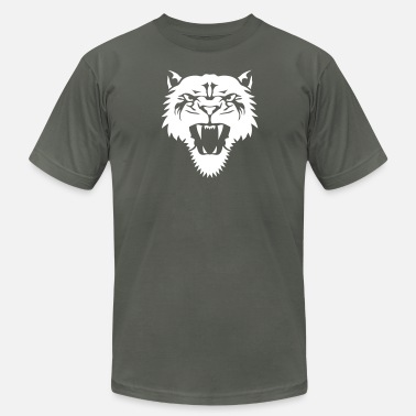 Lioness wild animal tribal lion lioness 1106 - Men's  Jersey T-Shirt