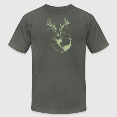 Elk - Men's Fine Jersey T-Shirt