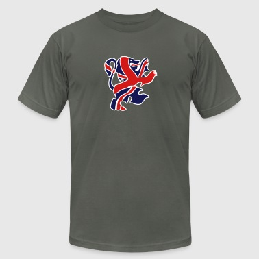 British Lion - Men's Fine Jersey T-Shirt