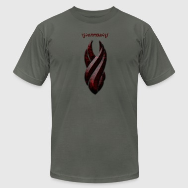 Dead Space Blood Marker - Men's Fine Jersey T-Shirt
